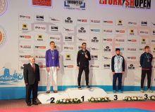 Двое таэквондистов Узбекистана стали призерами турнира в Турции