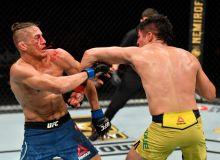 """UFC 249"". Дастлабки техник нокаут амалга оширилди (Видео)"