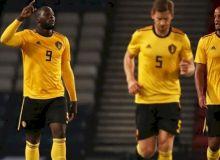 Бельгия футболчилари рақиб дарвозасига жавобсиз 9 та гол уришди (видео)