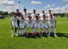 FC Bunyodkor receive a 3-2 defeat from Belorussian club Dnyapro-MCHZ