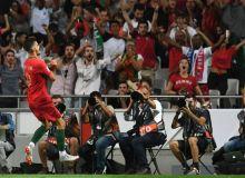 Португалия – Италия:Роналдусиз келажакка тайёргарликми?