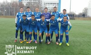 Sanat Shikhov secures a 1-0 victory for FC AGMK over FC Andijan