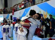 Мухаммадамин Алиев выиграл первую медаль на чемпионате мира