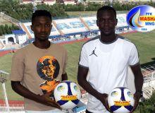"""""""Машъал"""" африкалик футболчилар билан бирданига 3 йиллик шартнома имзолади. Улардан бири Нигерия терма жамоасида ўйнаган (Фото)"""