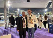 Bahromjon Gaziyev met with the President of the International Equestrian Federation