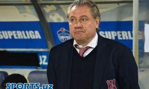 Андрей Канчельскис сложил полномочия главного тренера «Навбахора»
