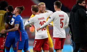 Эриксеннинг голи Данияга Англия устидан ғалаба келтирди (видео)
