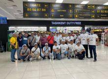 Болельщики Узбекистана отправились в Саудовскую Аравию