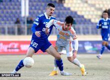 Match Highlights. FC AGMK 1-0 FC Nasaf