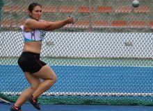 Ригина Адашбаева принесла первую победу сборной Узбекистана в метании молота