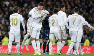 "Ла Лига. Вальверде гол урган ўйинда ""Реал"" ғалаба қозонди"