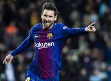 Месси Ла Лигада апрел ойининг энг яхши футболчи деб топилди