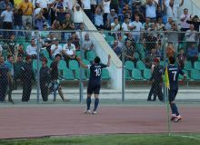FC Bukhara secure a 1-0 victory over FC Nasaf