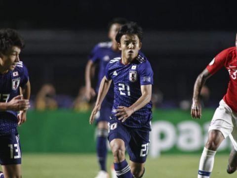 Япония - Чили 0:4 (видео)