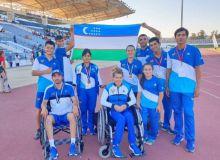 Наши пара-атлеты завершили Туниский Гран-при десятью медалями