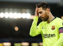 """Месси """"Барселона""""дан кетади!"""