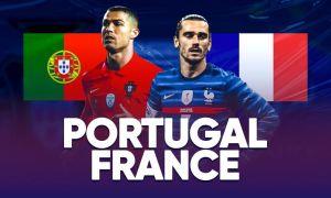 Евро-2020. Португалия - Франция: Матнли трансляция