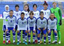 Вторая крупная победа на CAFA Women-2019 U-23.