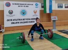 Турсуной Жабборова и Кумушхон Файзуллаева успешно выступили на международном онлайн-турнире