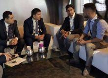 Делегация Узбекистана провела ряд встреч на всемирном футбольном саммите