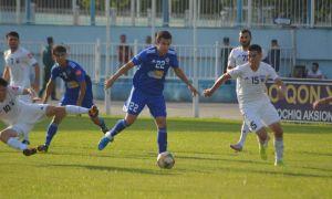FC Kokand secure a narrow 1-0 victory over FC Nasaf