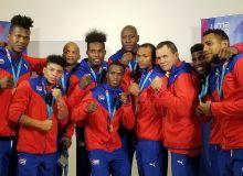 Boxing: Cuban national team arrives in Uzbekistan for training (video)