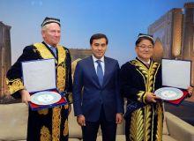 Ўзбекистон Паралимпия ассоциацияси раиси Мухторхон Тошхўжаев IBSA спорт директорини қабул қилди