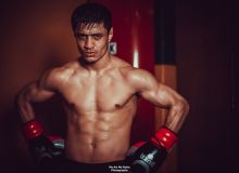 Шохжахон Эргашев готовится к очередному бою (Видео)