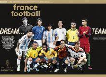 France Football барча даврларнинг орзулар терма жамоаларини эълон қилди. У учта таркибдан иборат. Сиз қай бирини танлайсиз? (Фото)