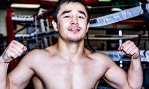 Hasanboy Dusmatov is set to fight on December 24
