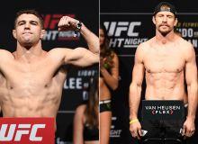 UFC Оттава турнирида Яквинта енгилмас Ковбойга қарши жанг қилади