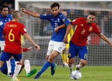 Италия ва Испанияга Евро-2020 мусобақасига чиқиш учун бир қадам қолди (ФОТО)