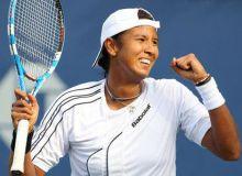Аманмурадова вышла в четвертьфинал турнира во Франции