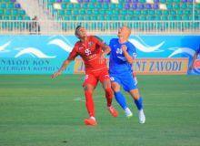 Футболист «Согдианы» получил вызов в сборную Литвы
