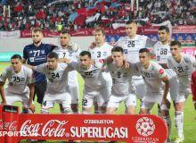 Товарищеский матч: «Андижан» в Ташкенте сыграл вничью с «Бунёдкором»