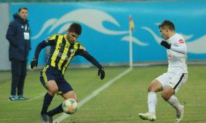 Match Highlights. FC Pakhtakor 2-3 FC Bunyodkor