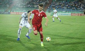 FC Metallurg secure a narrow 1-0 victory over FC Navbahor