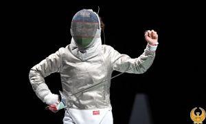 Зайнаб Дайибекова в четвертьфинале