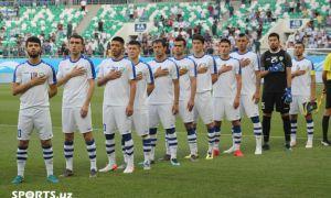 Состав национальной сборной Узбекистана, вызванных на сбор перед матчем против Палестины