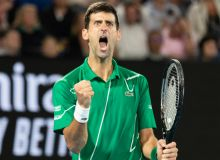 Рейтинг ATP. Новак Джокович вновь стал первой ракеткой мира