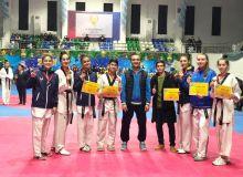 Uzbekistan Taekwondo Championship takes place at Universal Sports Complex in Tashkent