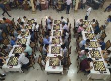 Karshi hosts Karshi Open 2019 International Memorial Chess Tournament