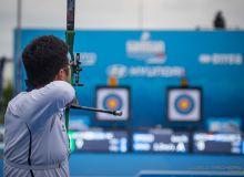 Международная федерация по стрельбе из лука приостановила проведение соревнований до сентября