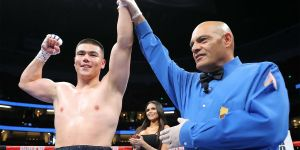 Denis Lebedov: Bektemir Melikuziev has a chance to prove himself