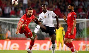Туркия - Франция 2:0 (видео)
