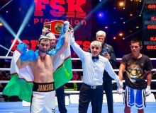 Jamshid Najmiddinov to fight in the United States
