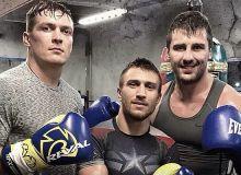 Украиналик боксчи WBO камарини қўлга киритмоқчи