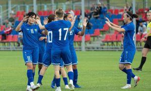 Женская сборная Узбекистана не оставила шансов сборной Ирана в рейтинговом матче в Минске.