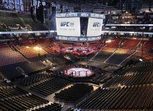 UFC Fight Night 142 турнири натижалари