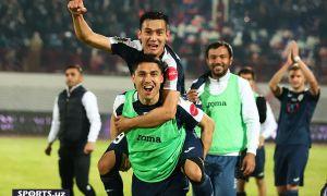 Photo Gallery. FC Navbahor 0-1 FC Sogdiana